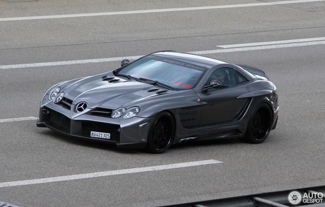 Mercedes Benz Fab Design Slr Mclaren Desire 30 November