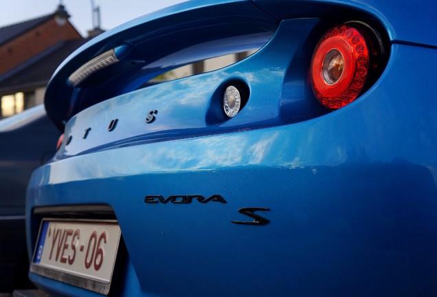 Lotus Evora S Sports Racer