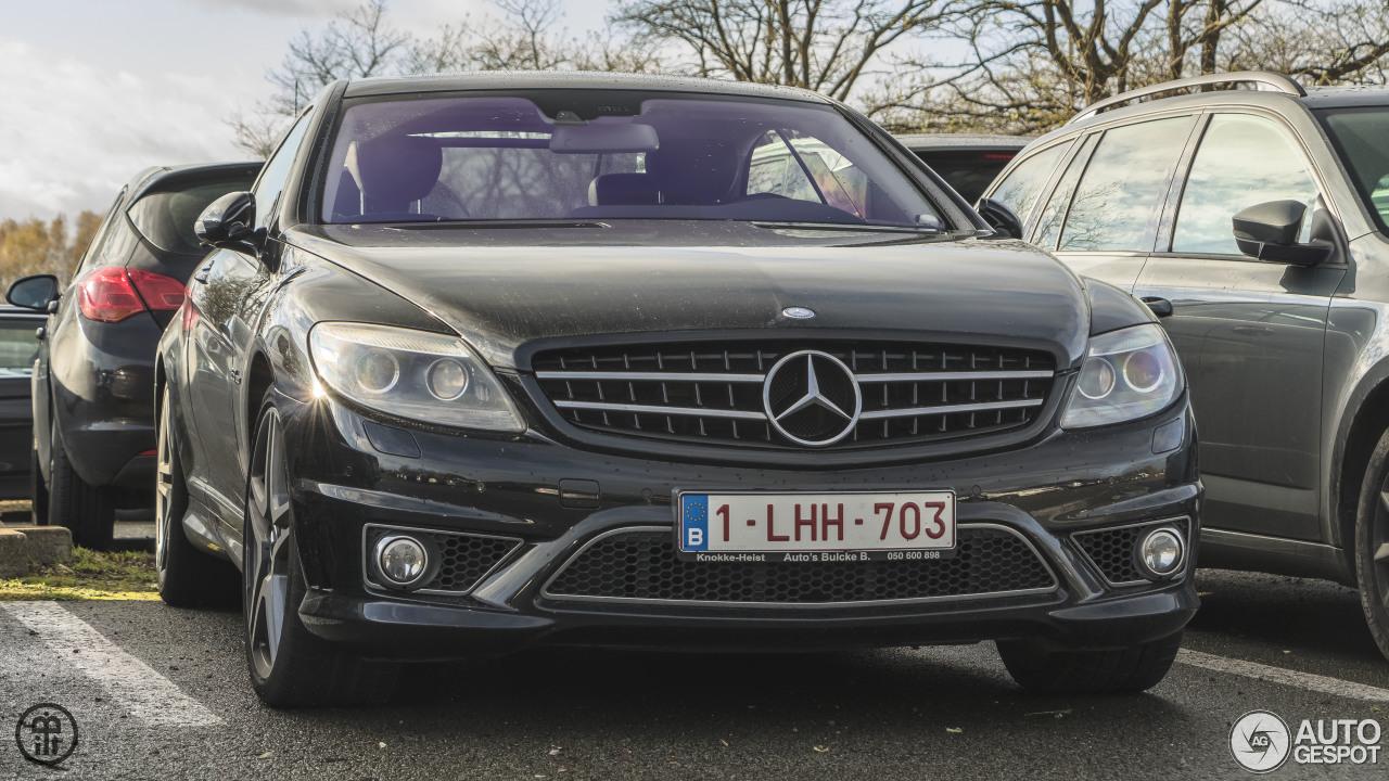 1 I Mercedes Benz Cl 63 Amg C216