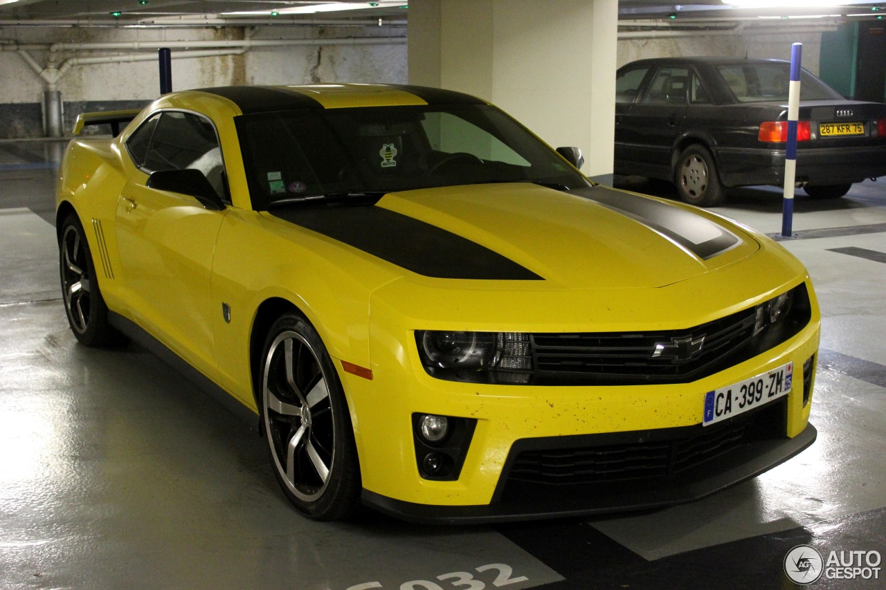 chevrolet camaro ss transformers edition 2012 3 dezember 2017 autogespot. Black Bedroom Furniture Sets. Home Design Ideas