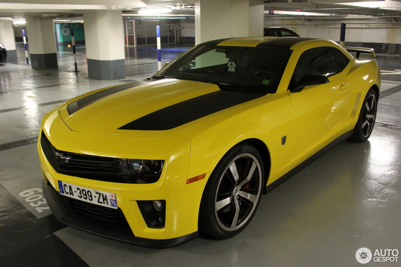 chevrolet camaro ss transformers edition 2012 3 december 2017 autogespot. Black Bedroom Furniture Sets. Home Design Ideas