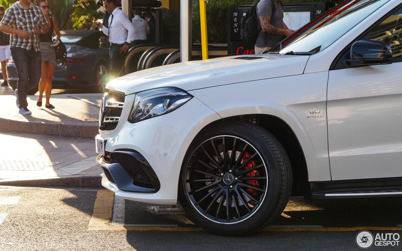 Mercedes-AMG GLS 63 3