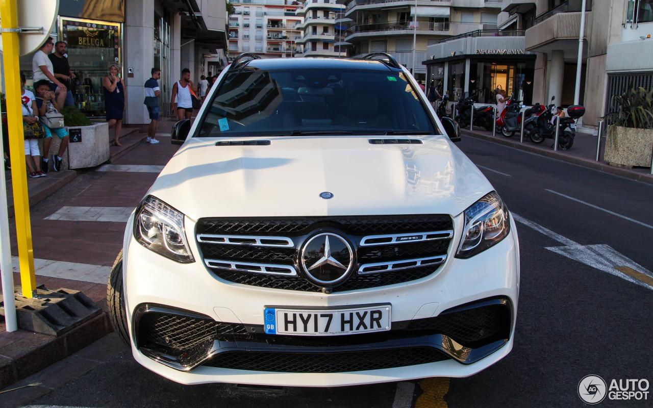 Mercedes-AMG GLS 63 7