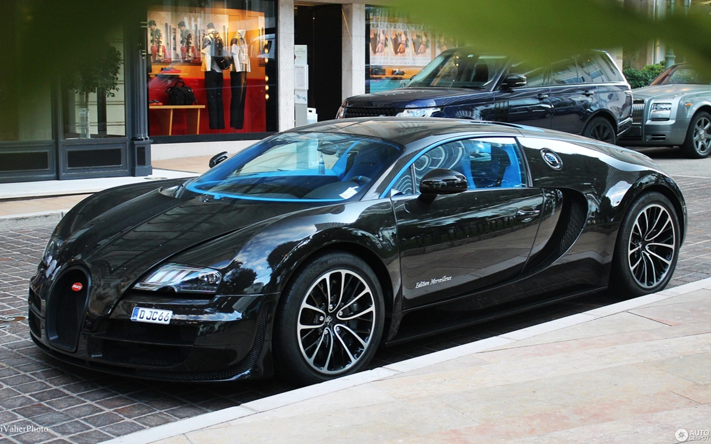 Bugatti Veyron 16 4 Super Sport Edition Merveilleux