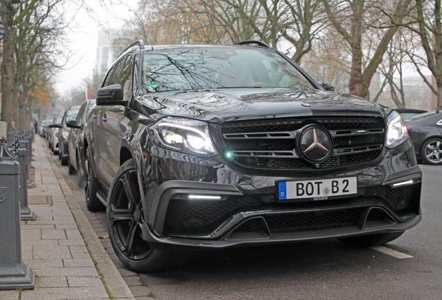 Mercedes-AMG Brabus GLS 850 6.0 Biturbo