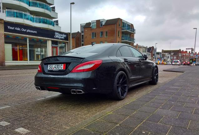 Mercedes-AMG CLS 63 S C218 2016