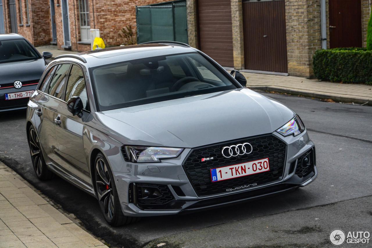 Audi Rs4 Avant 2018 Autoforum