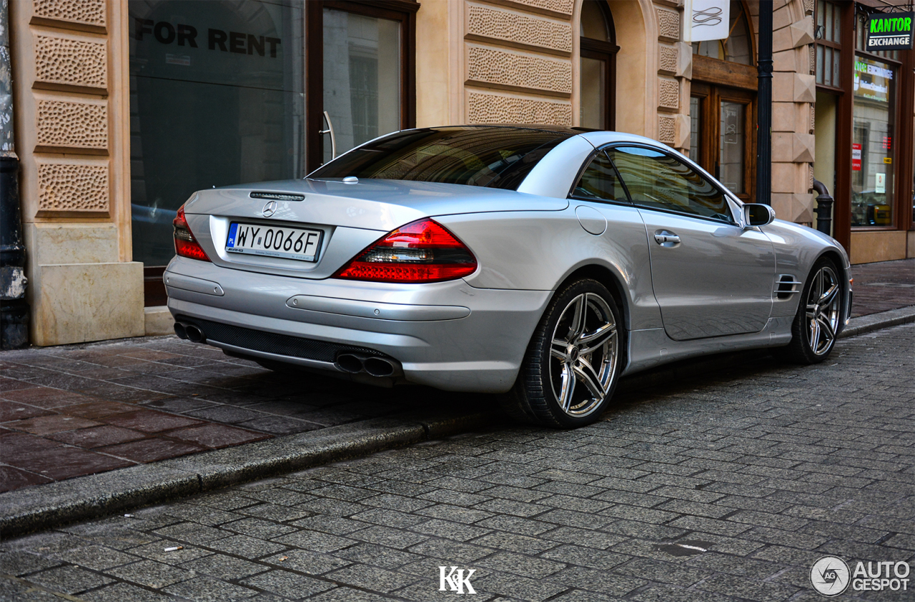Mercedes benz sl 65 amg r230 2006 5 december 2017 for Mercedes benz 230 2017