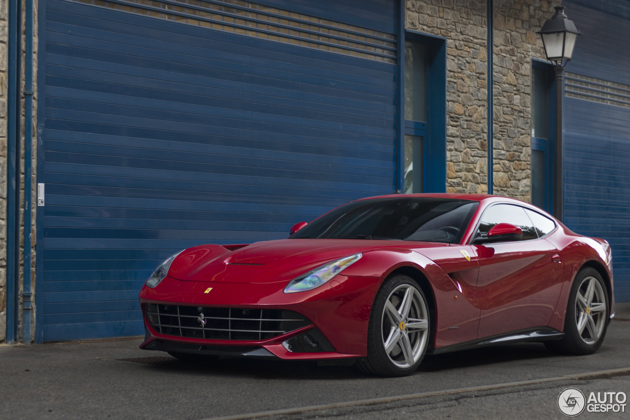 Ferrari F12berlinetta 1