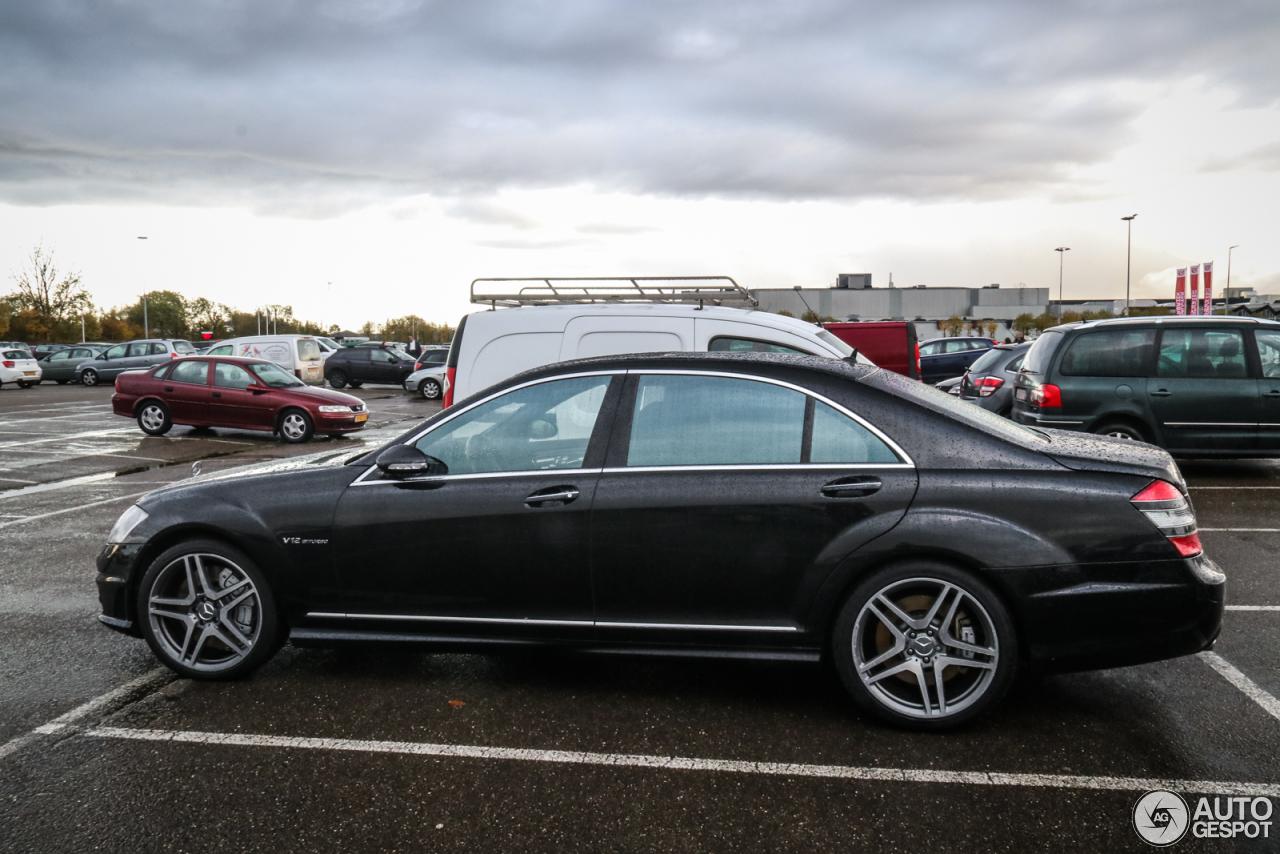 Mercedes benz s 65 amg v221 6 december 2017 autogespot for 2017 amg s 65 mercedes benz