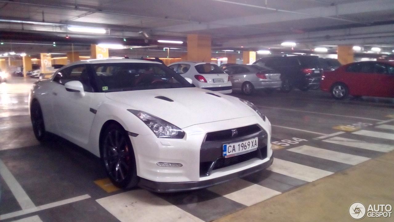 Nissan GT-R 2013 2