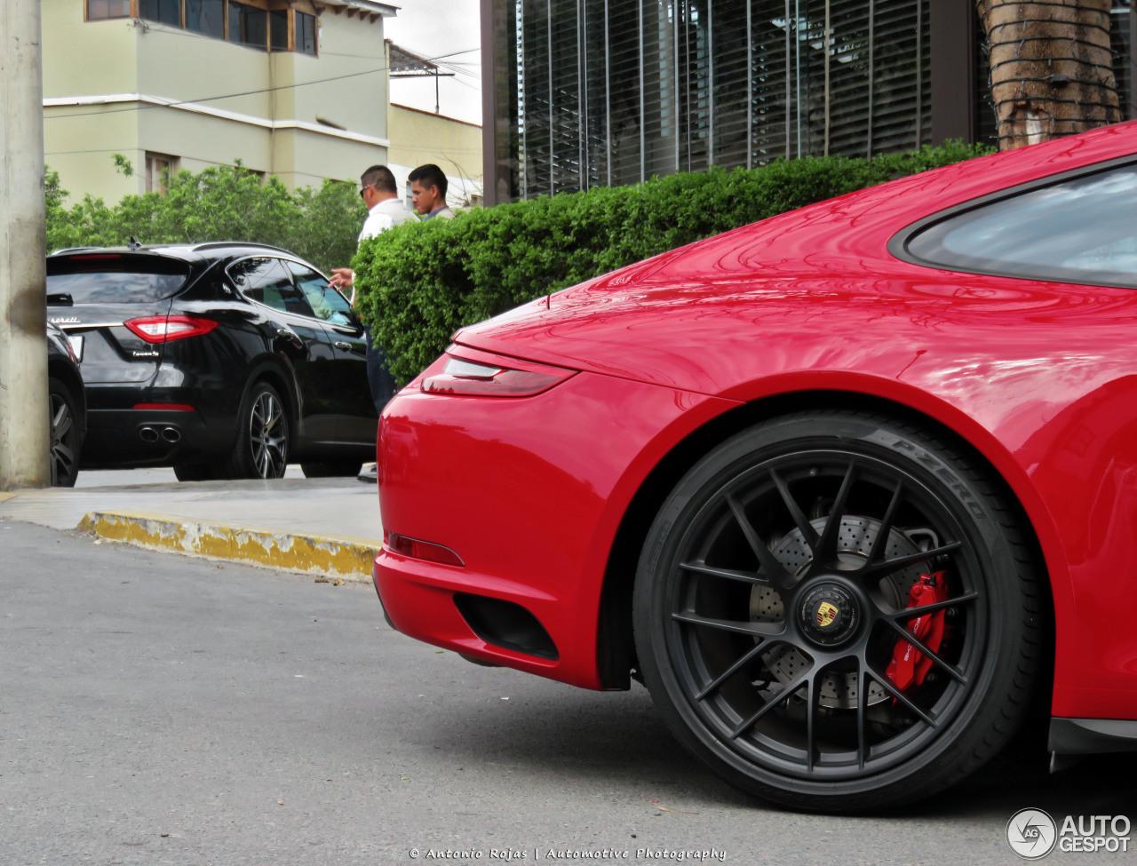 Porsche 991 Carrera GTS MkII 2