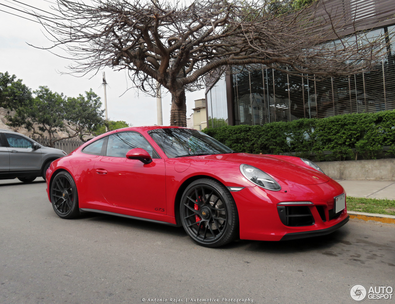 Porsche 991 Carrera GTS MkII 7