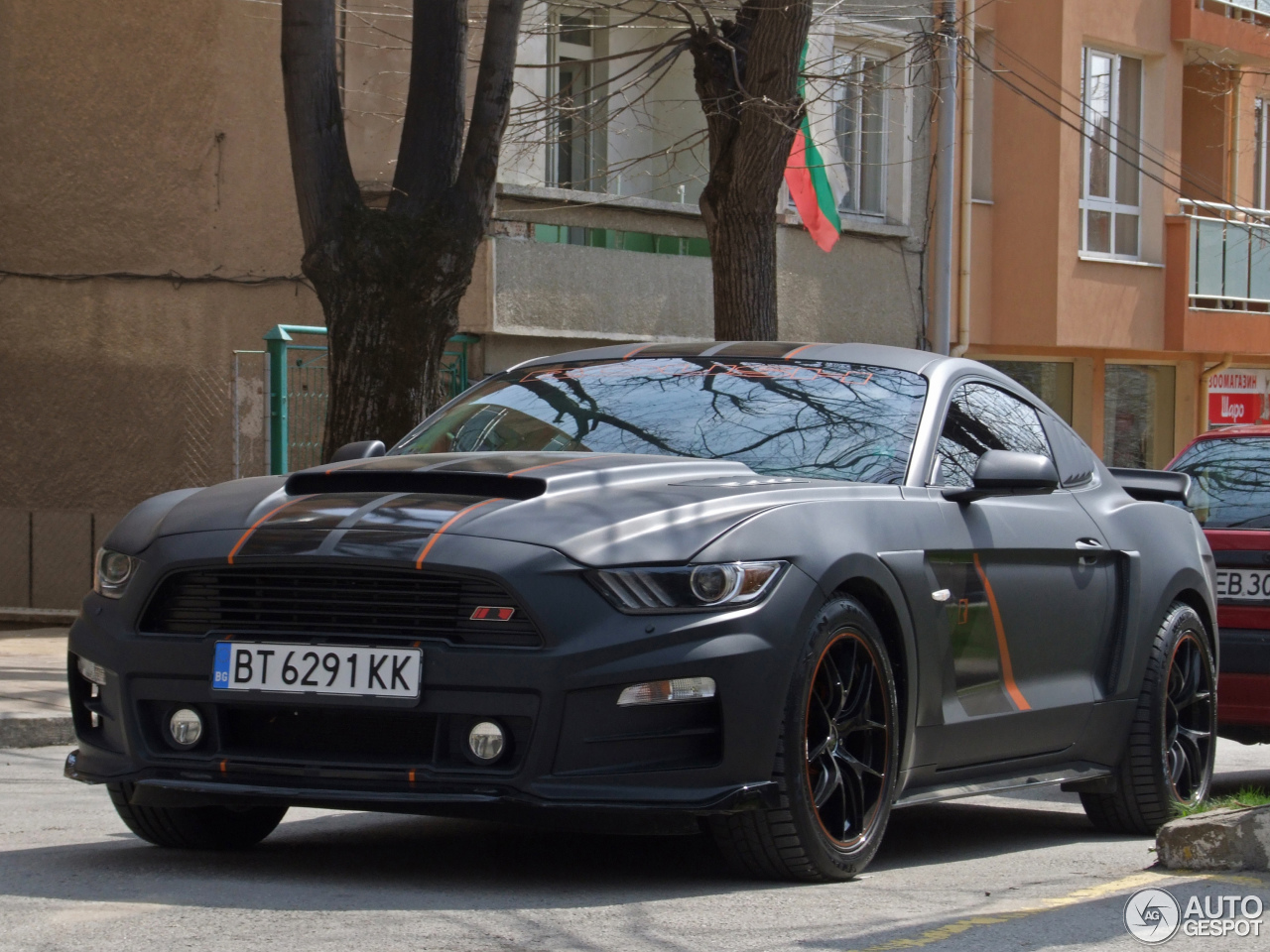 ford mustang roush stage 2 2015 7 dcembre 2017 autogespot. Black Bedroom Furniture Sets. Home Design Ideas