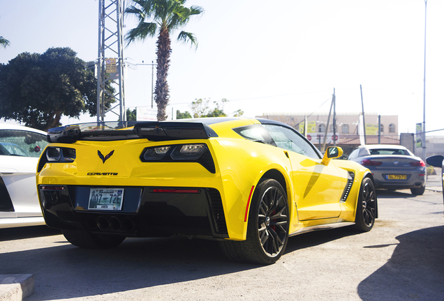 Chevrolet Corvette C7 Z06 R Edition