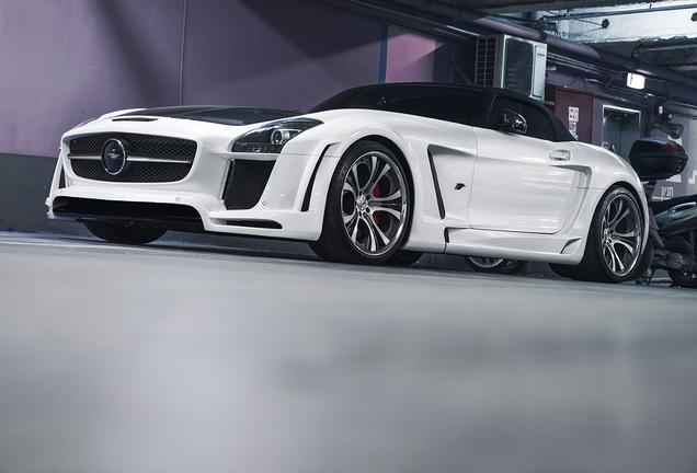 Mercedes-Benz FAB Design SLS AMG Jetstream Roadster