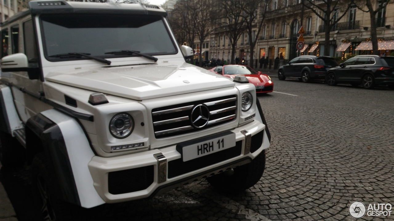 Mercedes benz g 500 4x4 10 dcembre 2017 autogespot for Mercedes benz 500 2017