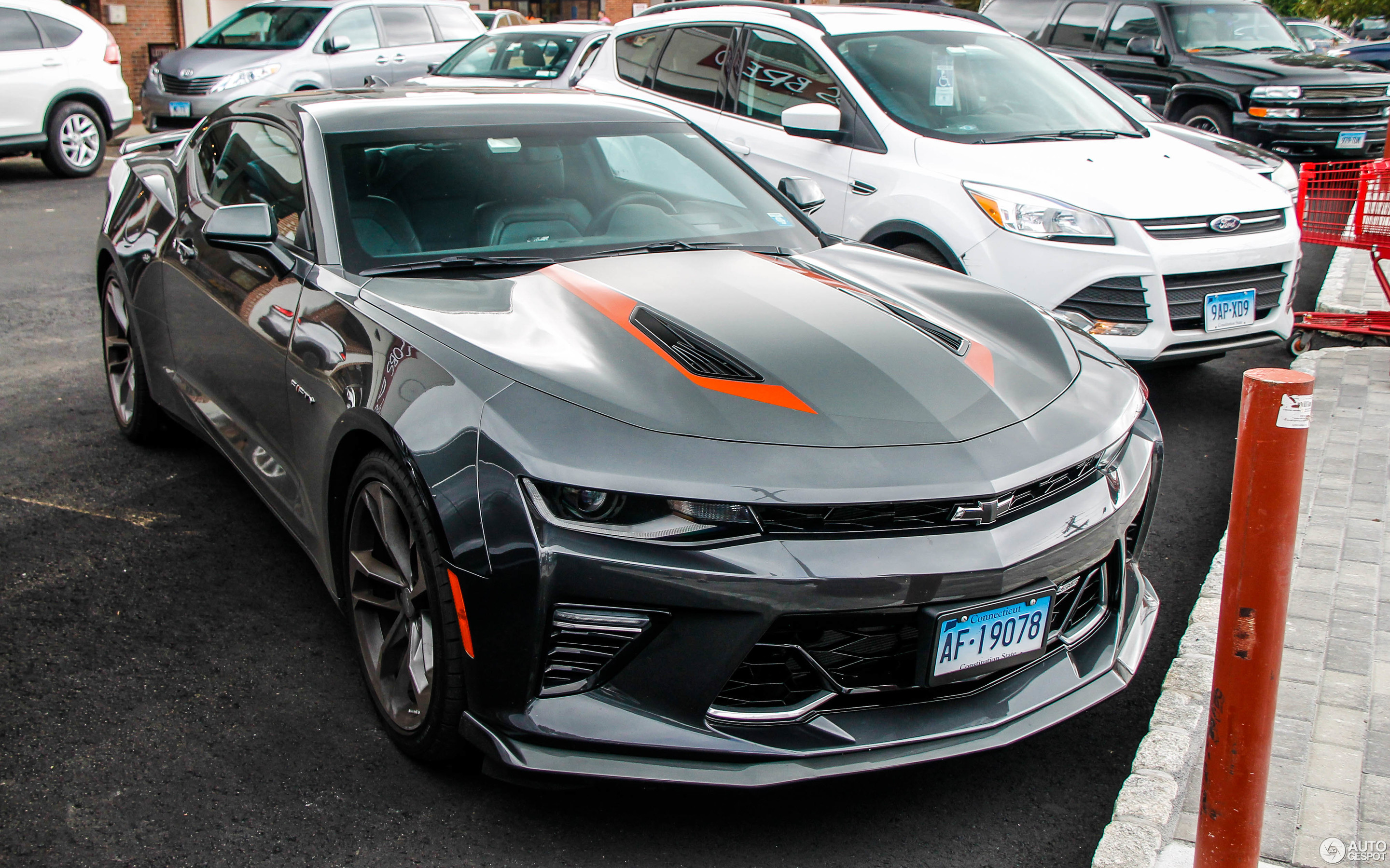2017 Camaro 50th Anniversary >> Chevrolet Camaro Ss 2016 50th Anniversary 10 December 2017