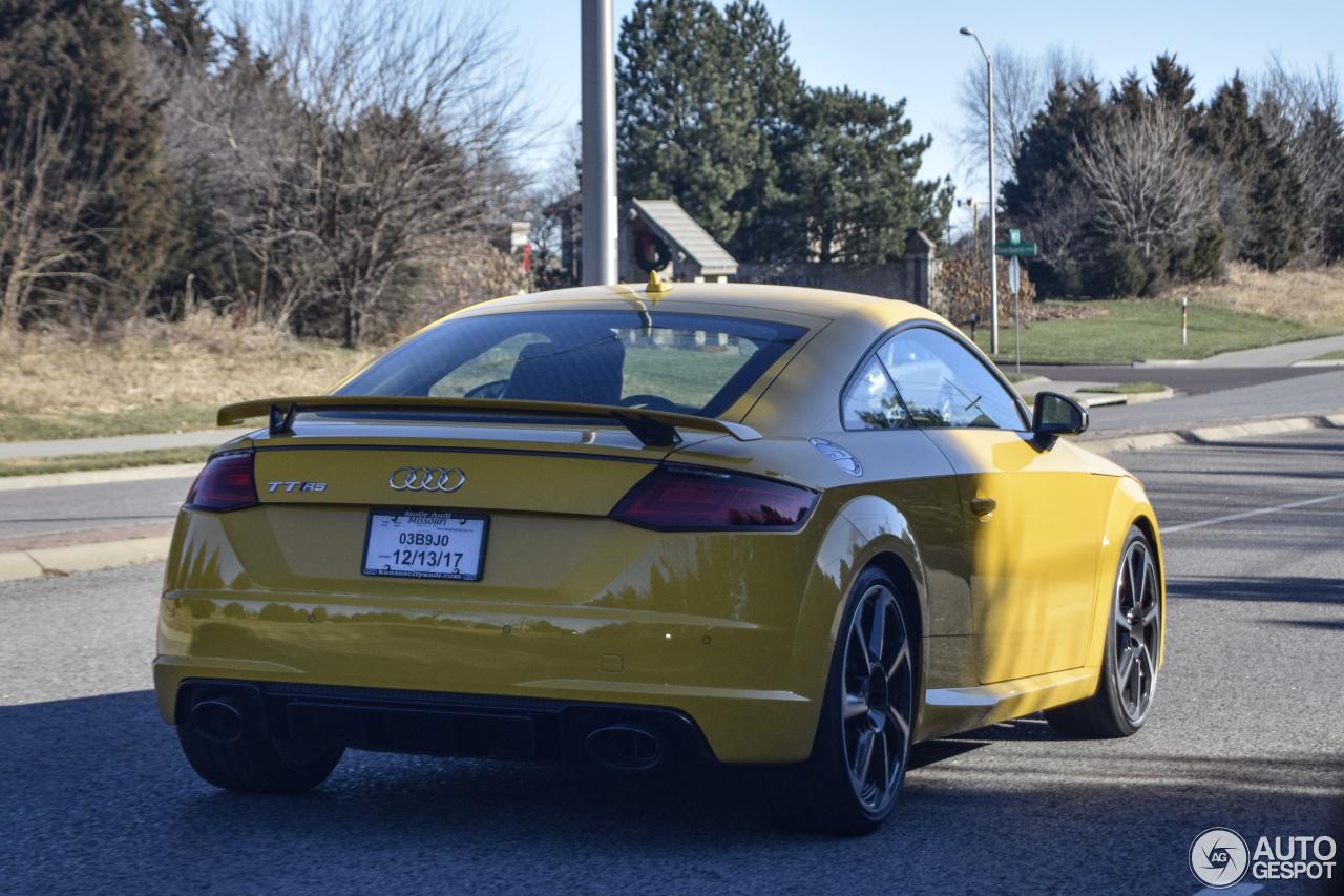 Audi TT-RS 2017 - 11 December 2017 - Autogespot