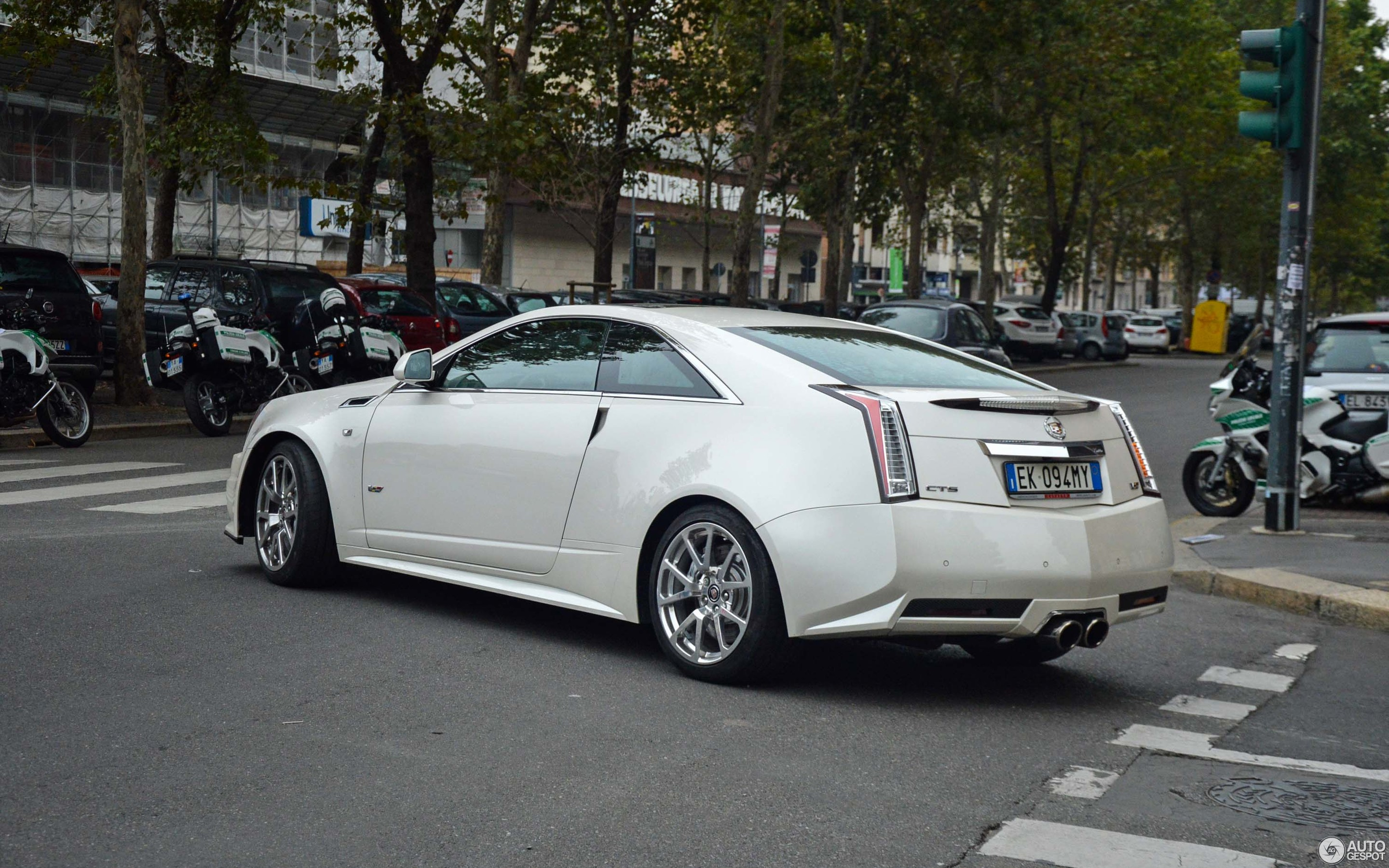Cadillac Cts V Coupe 11 December 2017 Autogespot