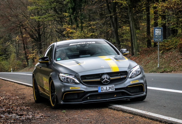 Mercedes-AMG Renntech C 63 S Coupé C205 Edition 1
