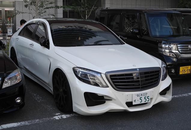 Mercedes-Benz Lorinser S 63 AMG V222