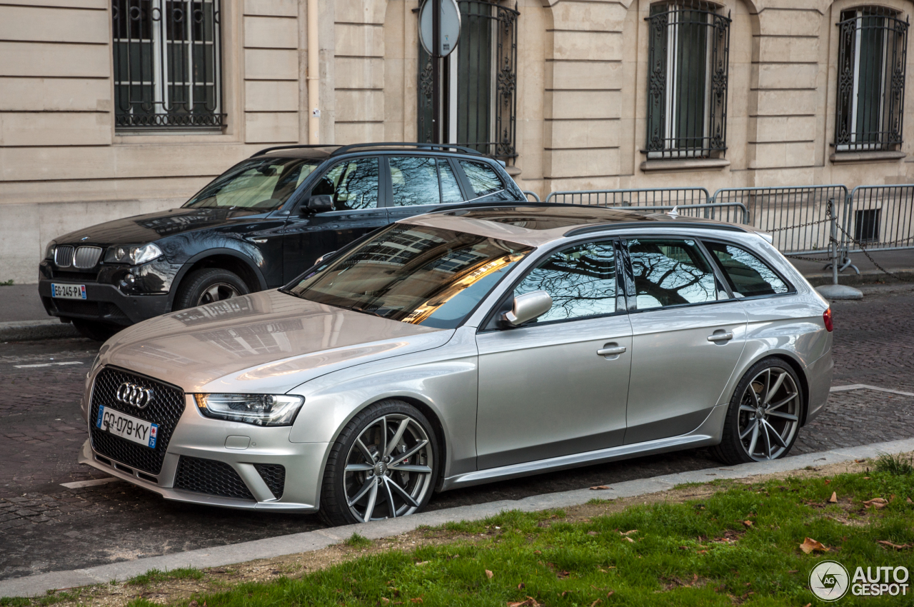 audi rs4 avant b8 12 december 2017 autogespot. Black Bedroom Furniture Sets. Home Design Ideas