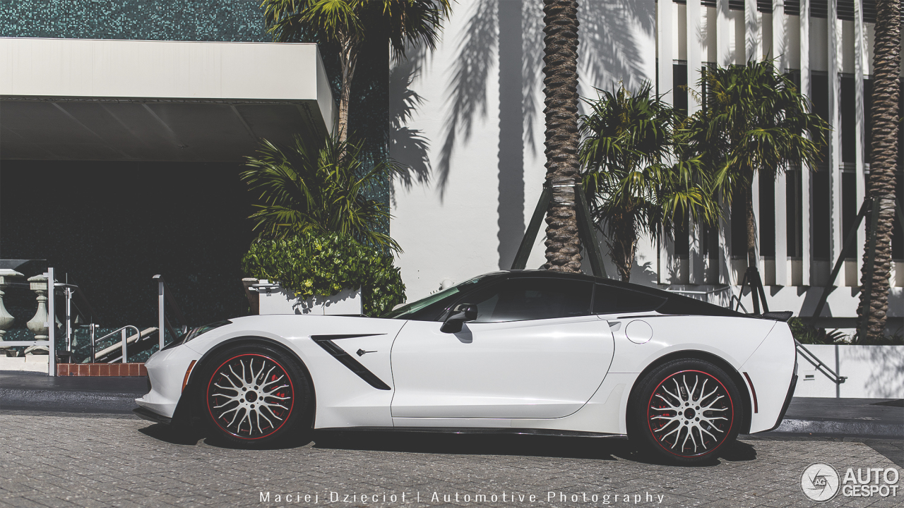 chevrolet corvette c7 stingray 12 december 2017 autogespot. Black Bedroom Furniture Sets. Home Design Ideas