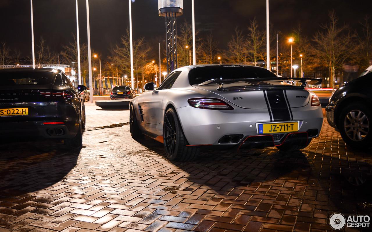 Mercedes Benz Sls Amg 12 December 2017 Autogespot