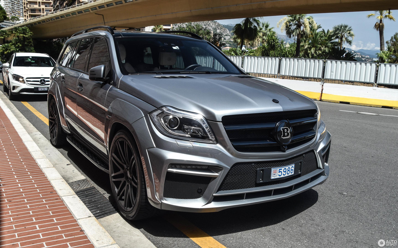 Mercedes Benz Brabus >> Mercedes Benz Brabus Gl B63s 700 Widestar 12 December 2017