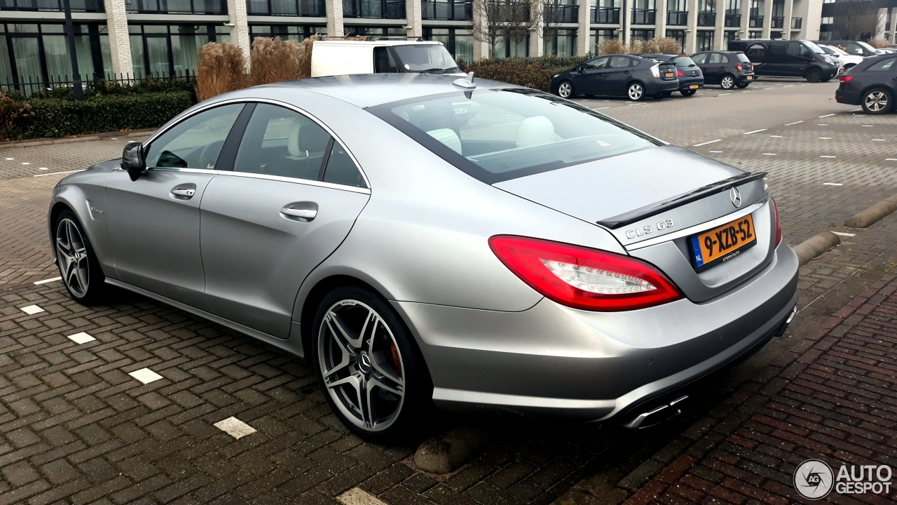 Mercedes benz cls 63 amg s c218 17 december 2017 for 2017 amg cls 63 mercedes benz