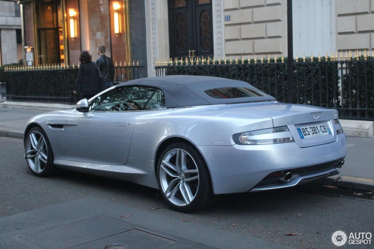 Aston Martin Virage Volante C