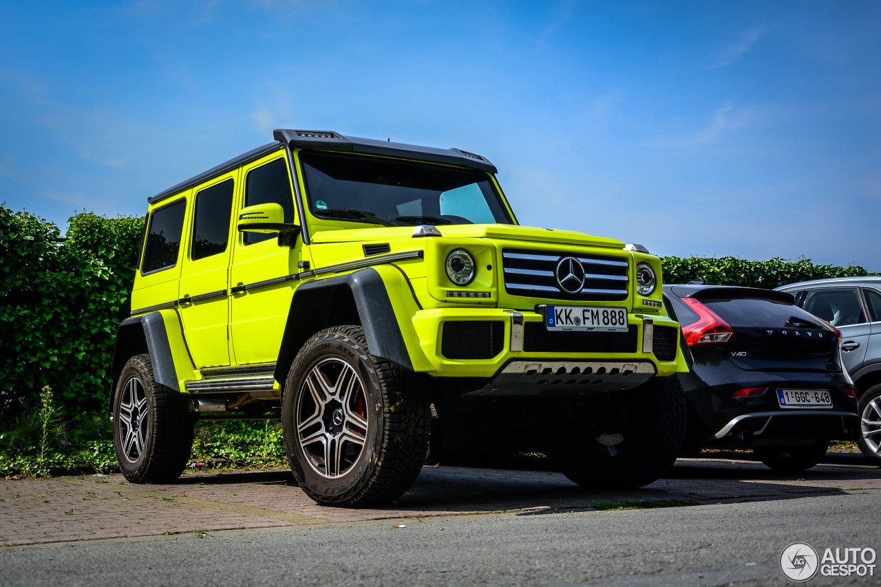 Mercedes benz g 500 4x4 18 december 2017 autogespot for Mercedes benz 500 2017