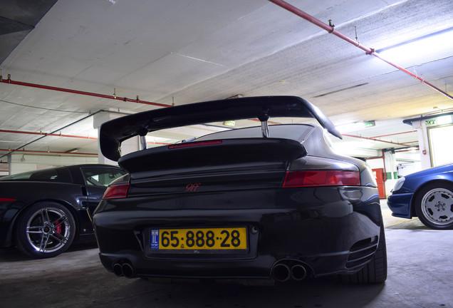 Porsche 9ff 996 Turbo