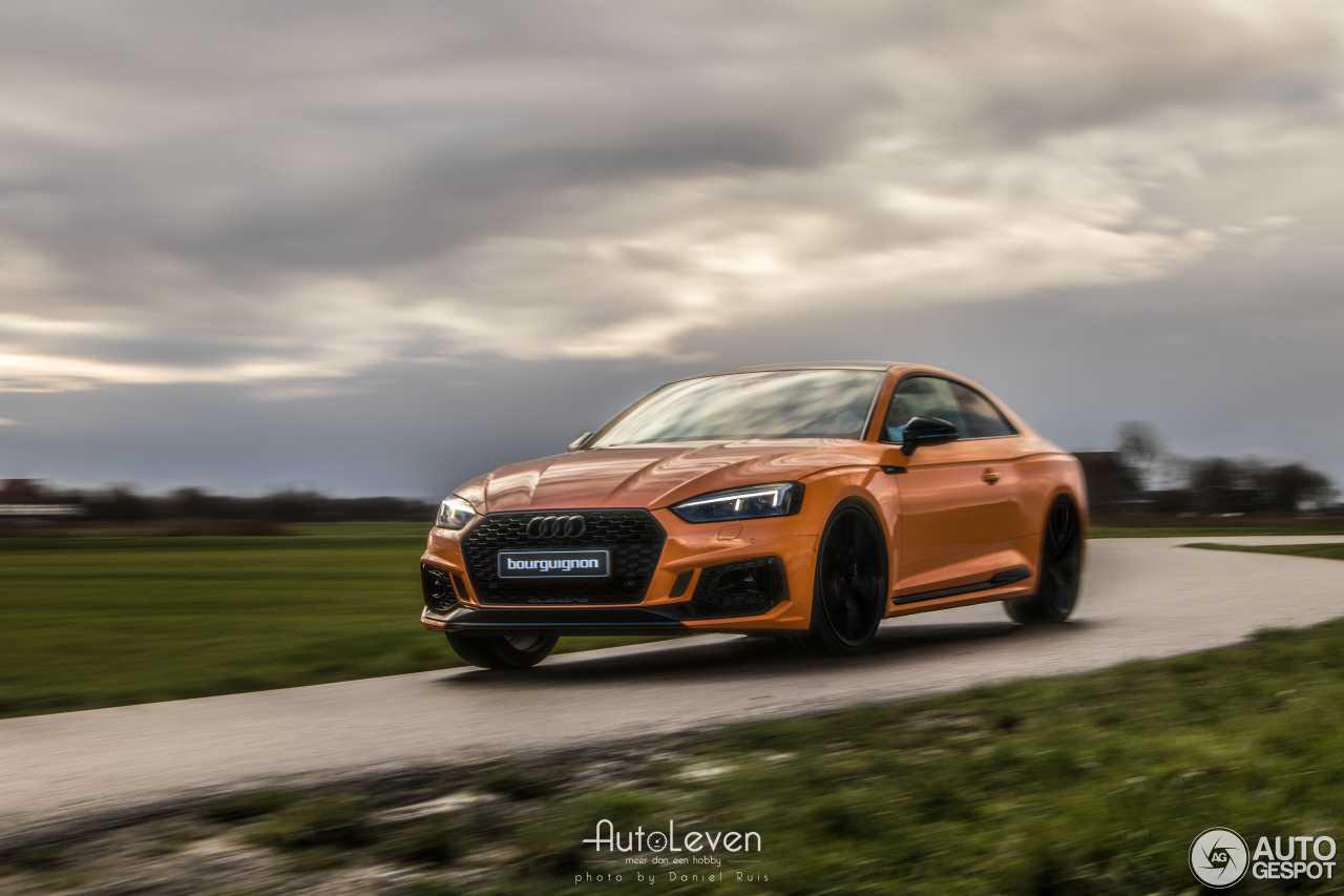 Audi RS5 B9 10