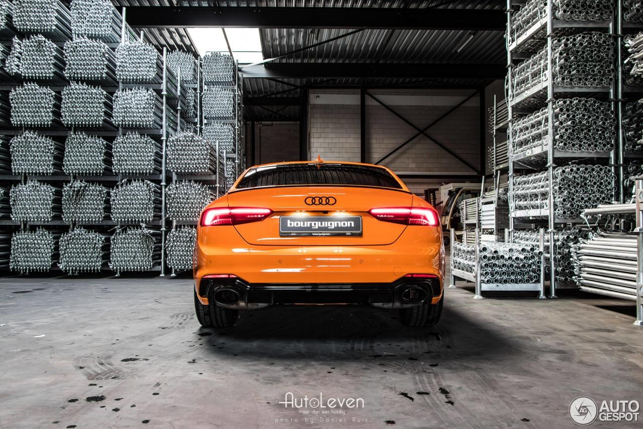 Audi RS5 B9 3