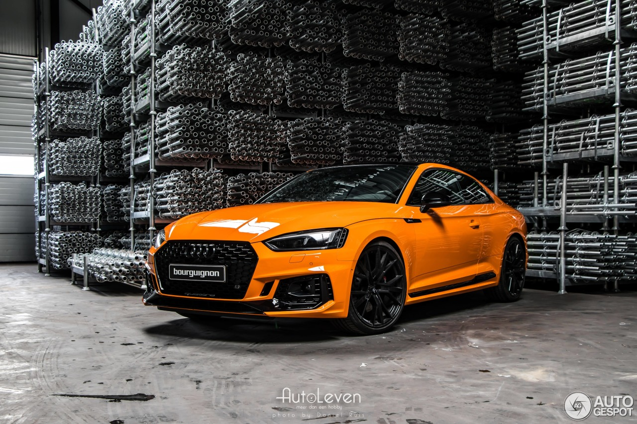 Audi RS5 B9 4