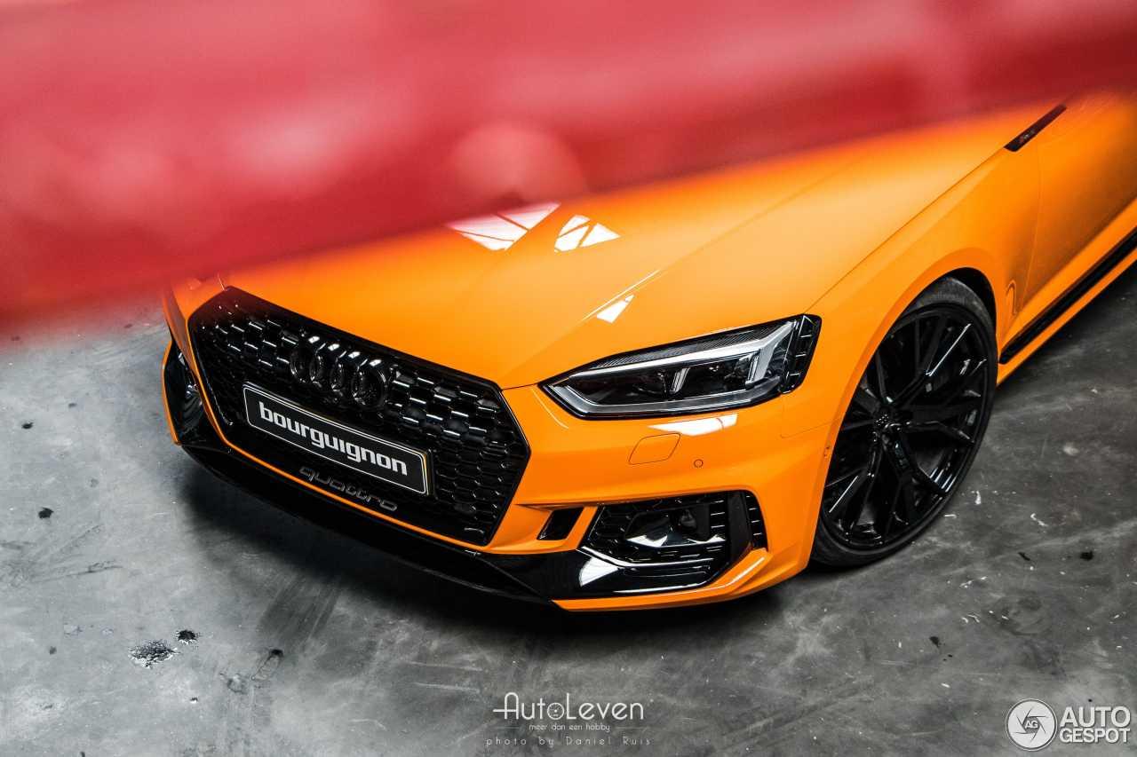 Audi RS5 B9 5