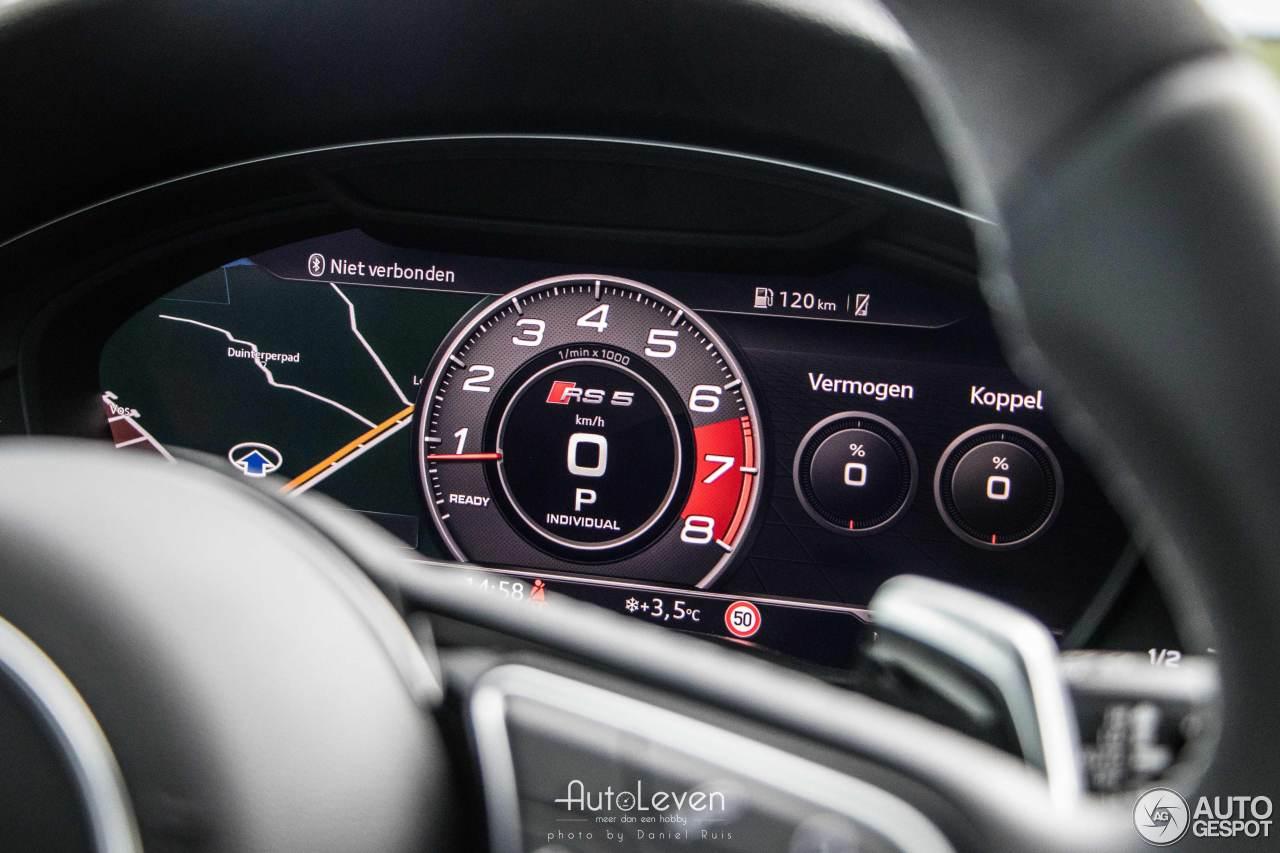 Audi RS5 B9 7