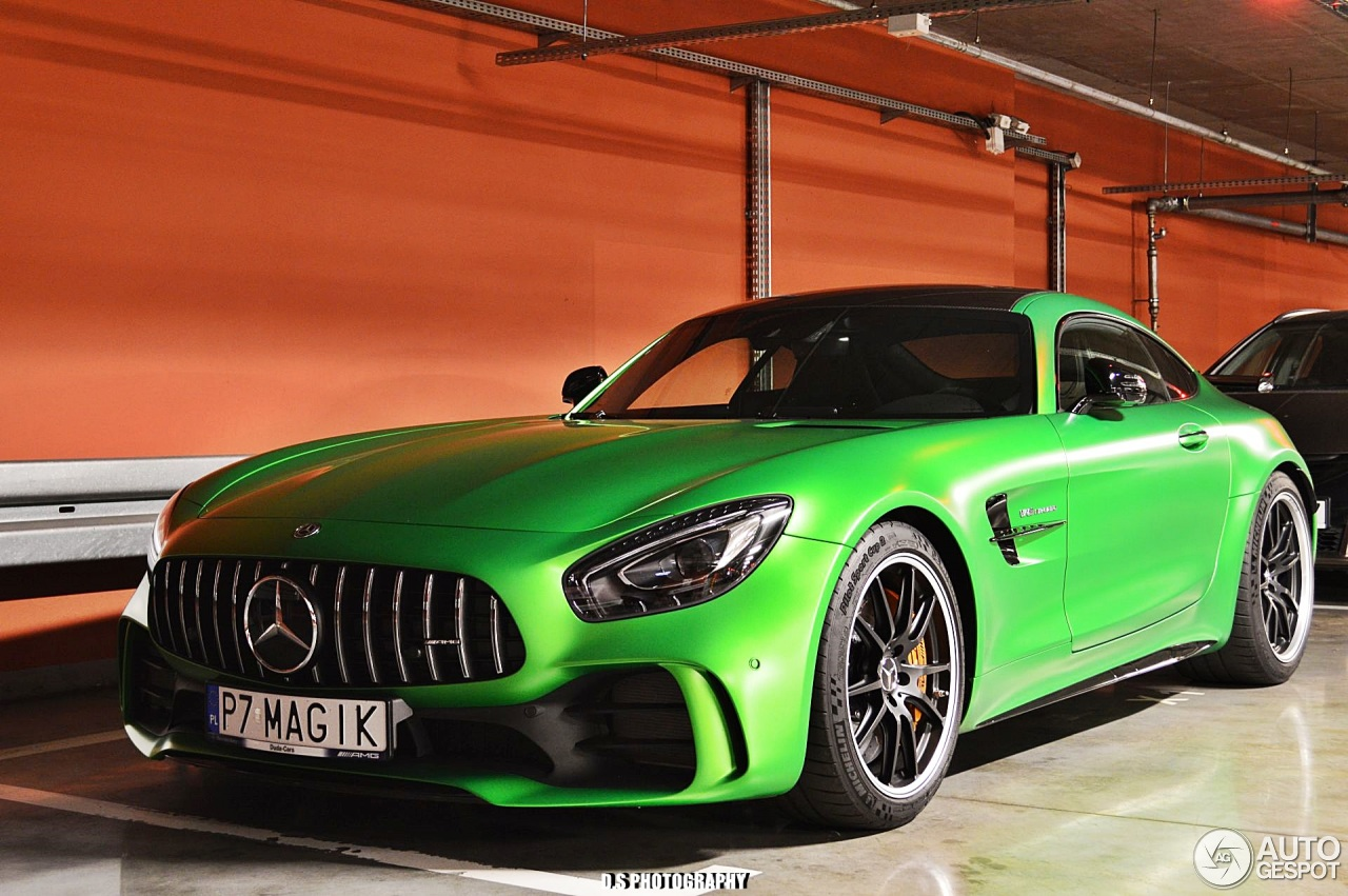 mercedes amg gt r c190 21 dcembre 2017 autogespot. Black Bedroom Furniture Sets. Home Design Ideas