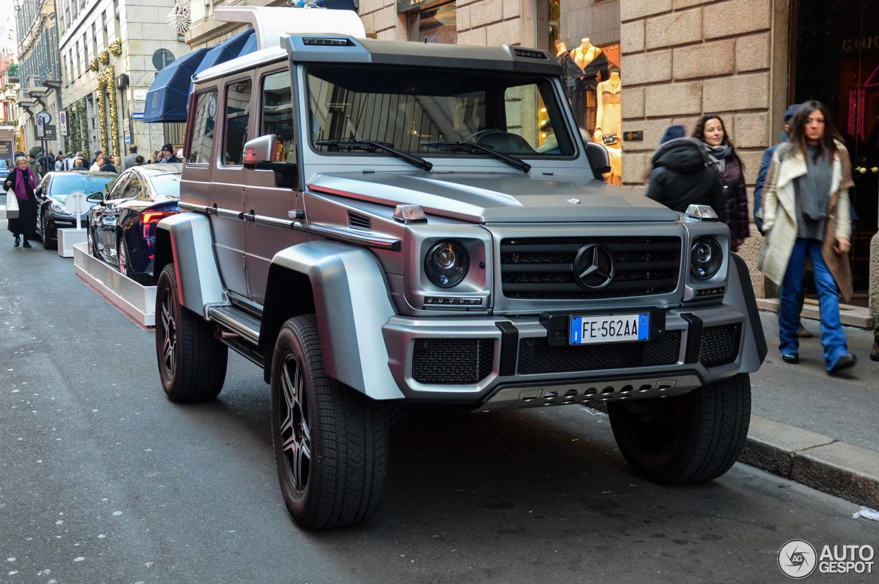 Mercedes benz g 500 4x4 21 december 2017 autogespot for Mercedes benz g 500