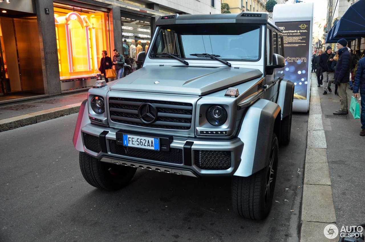 Mercedes benz g 500 4x4 21 december 2017 autogespot for Mercedes benz 500 2017