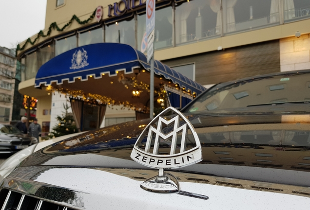 Maybach 57 S Zeppelin
