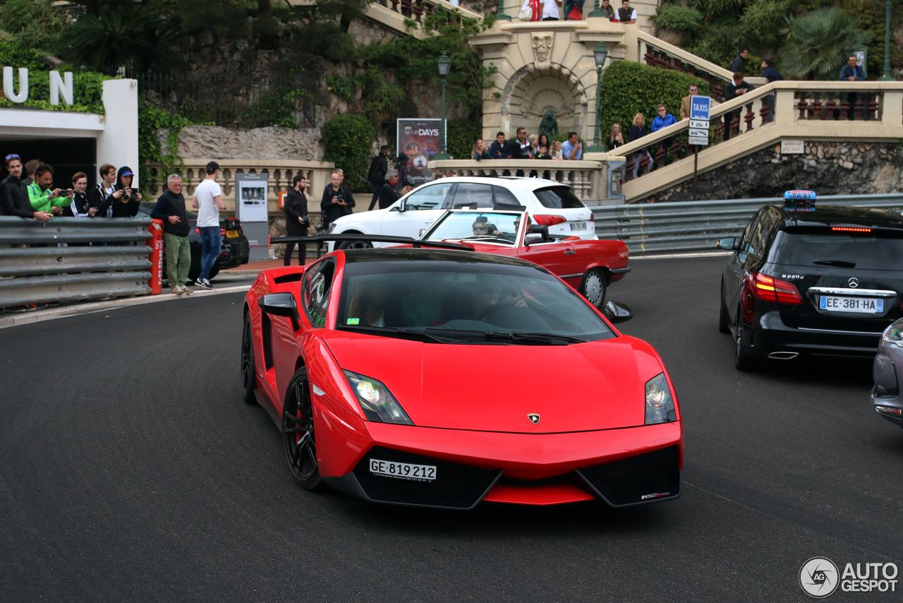 Lamborghini Gallardo Lp570 4 Super Trofeo Stradale 22 December