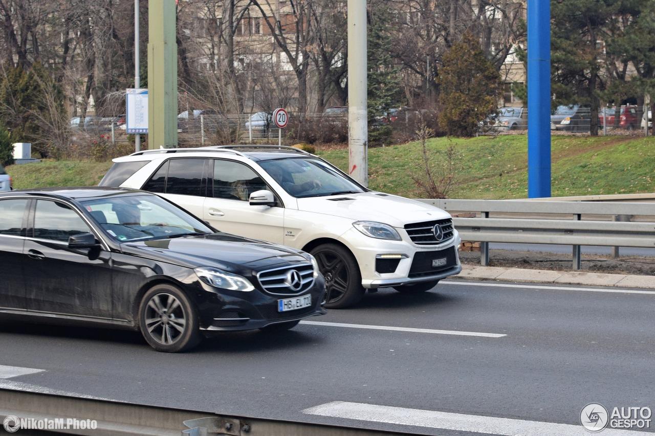 Mercedes benz ml 63 amg w166 24 december 2017 autogespot for Mercedes benz ml 2017
