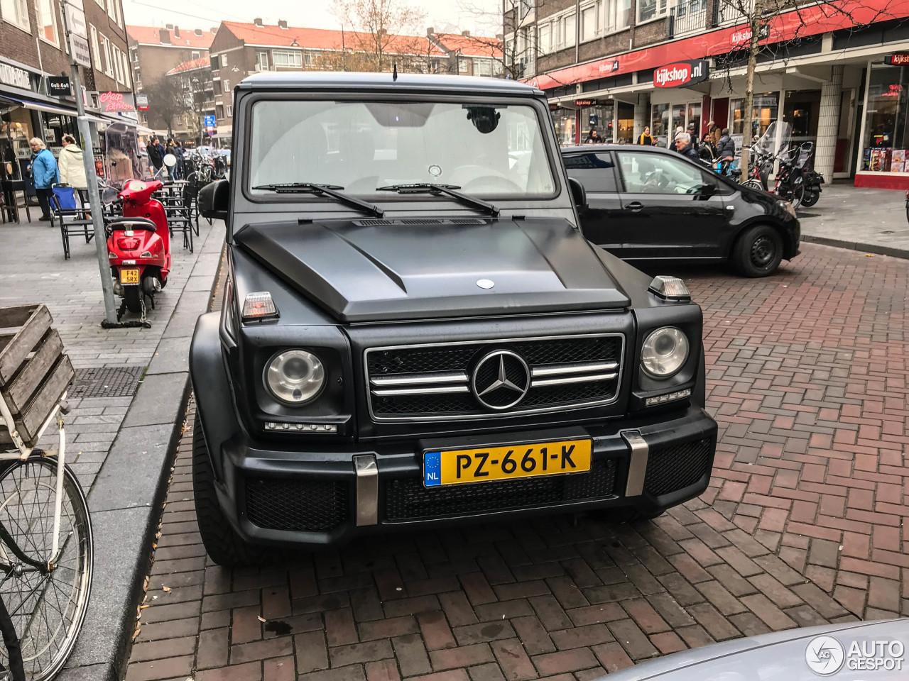 Mercedes benz g 65 amg 25 dcembre 2017 autogespot for Mercedes benz g 65 amg