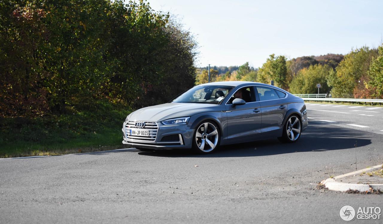 Audi Rs5 Sportback F5 26 December 2017 Autogespot