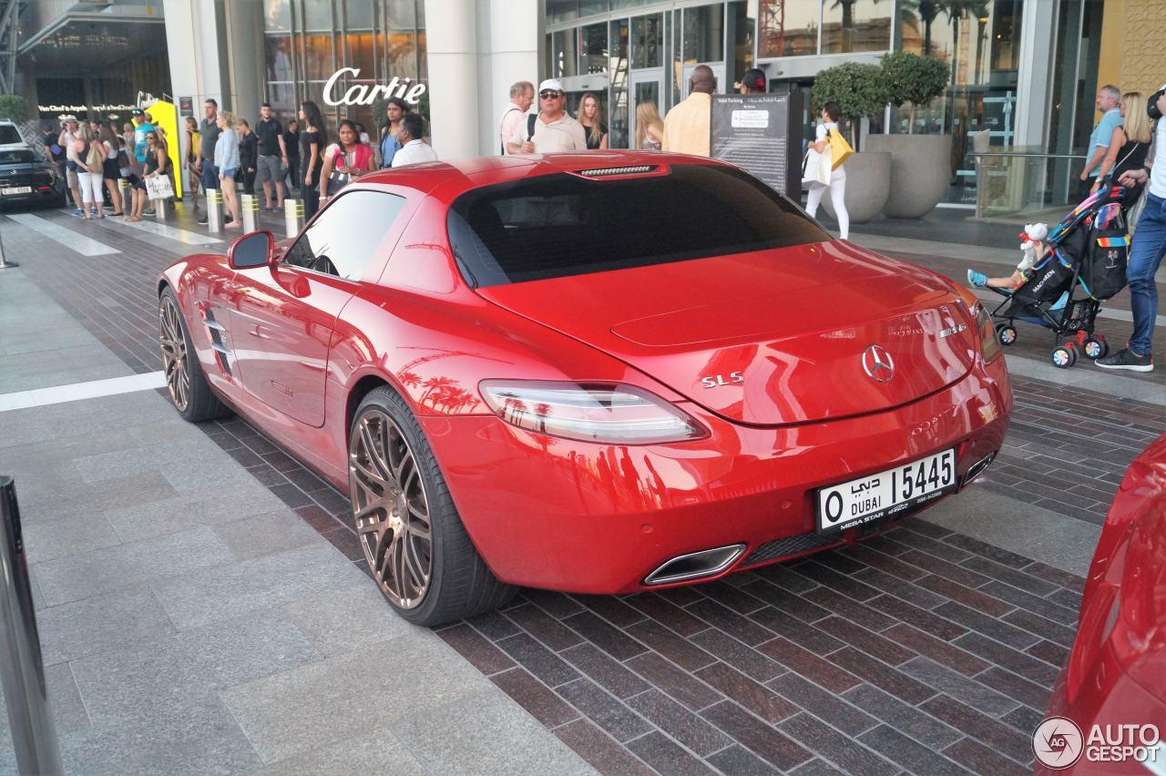 Mercedes Benz Sls Amg 26 December 2017 Autogespot