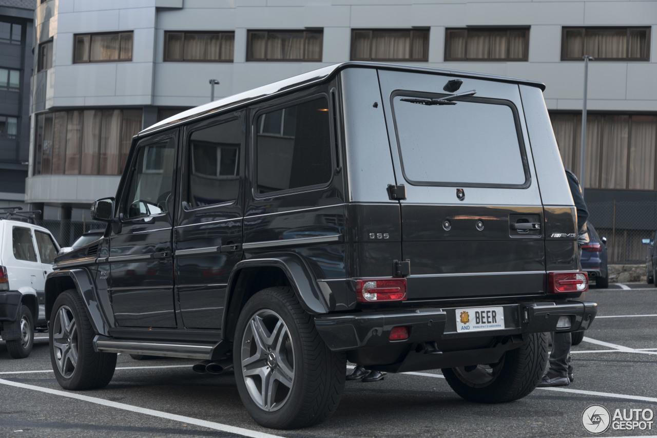 Mercedes benz g 65 amg 27 december 2017 autogespot for Mercedes benz 65 amg