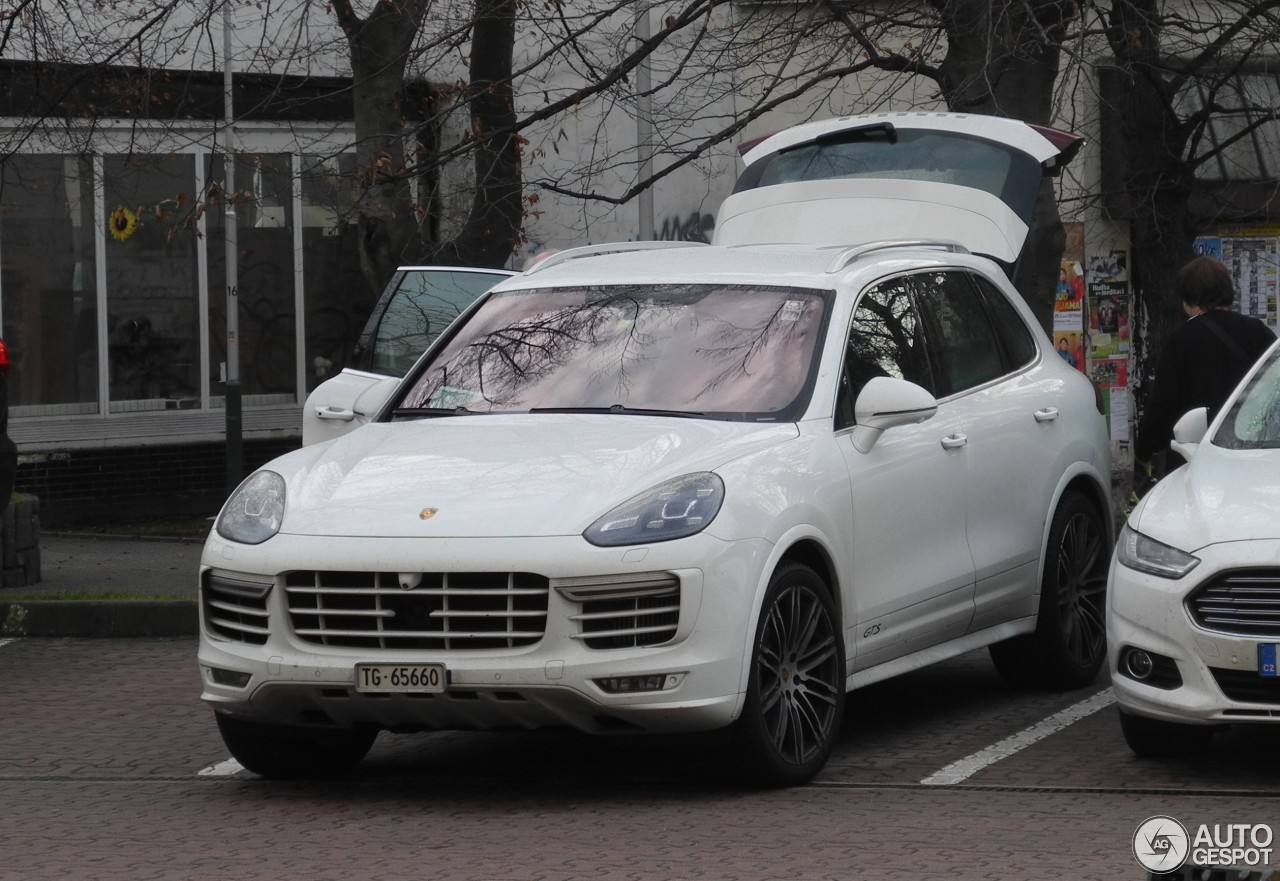 porsche 958 cayenne gts mkii 28 december 2017 autogespot. Black Bedroom Furniture Sets. Home Design Ideas